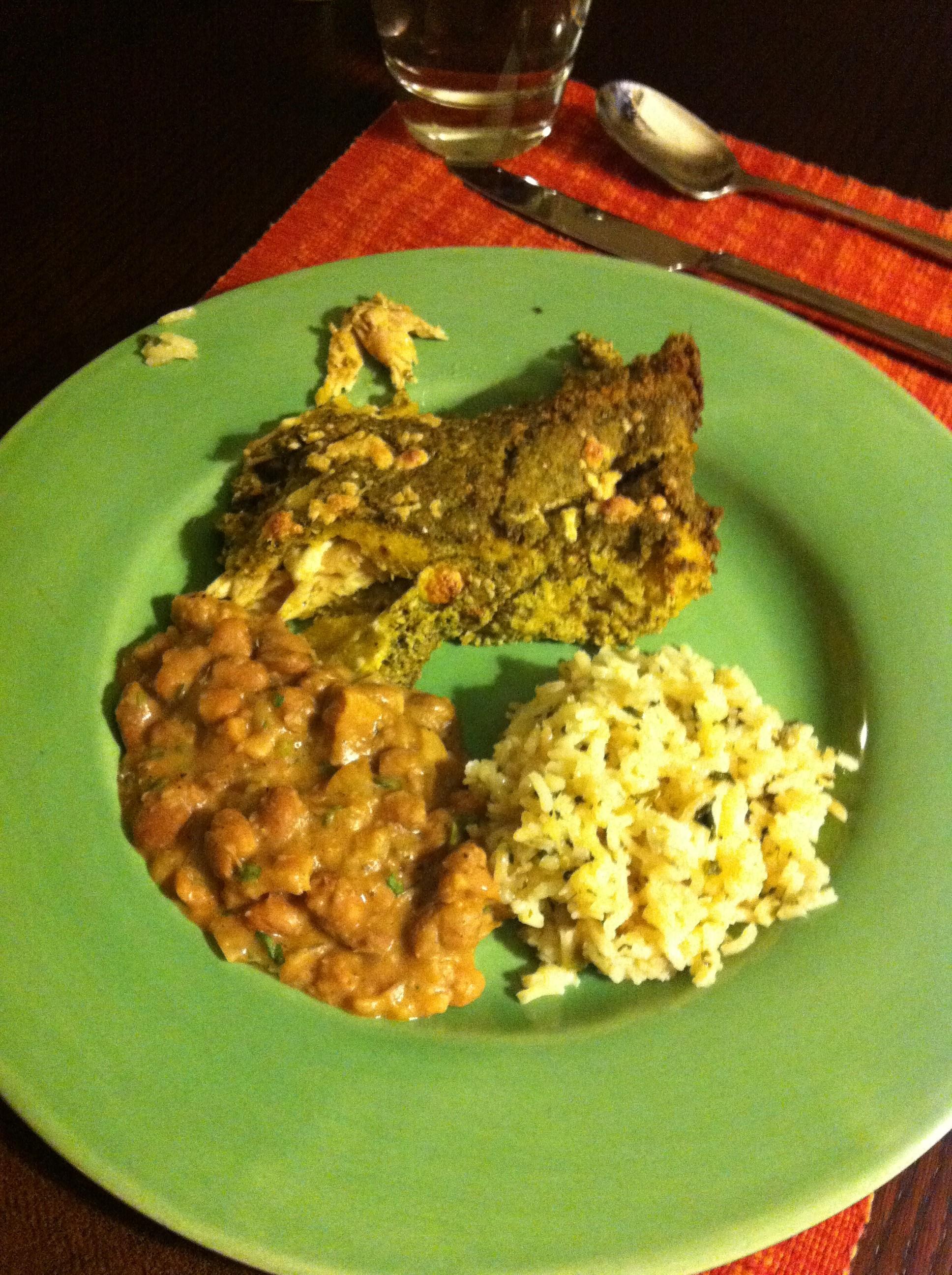 Chicken Enchiladas With Green Pumpkin-Seed Sauce ...