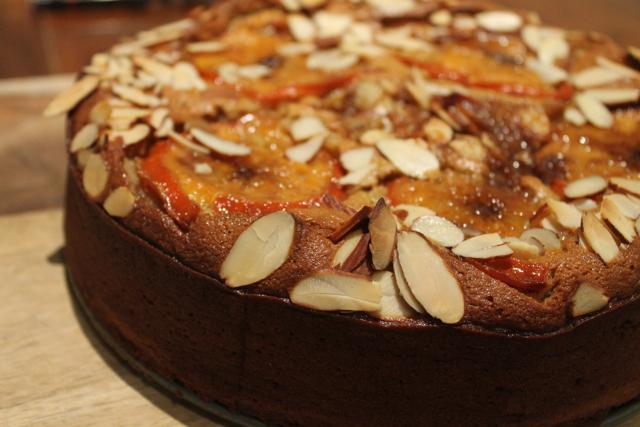 Persimmon Bundt Cake Recipe