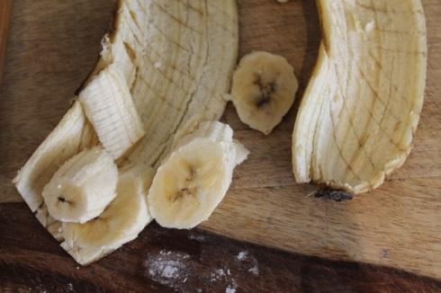 Banana paleo pancakes - 07